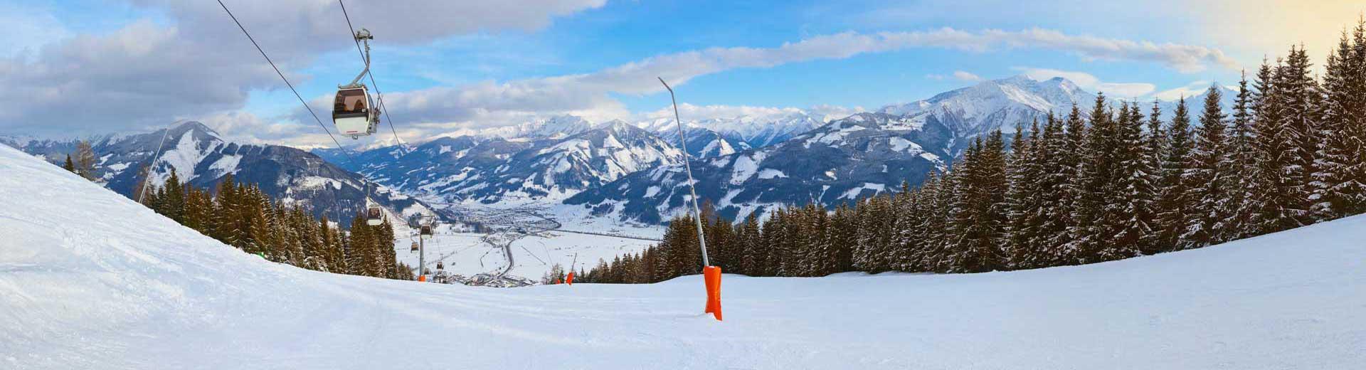 Kamera internetowa dla ośrodka narciarskiego